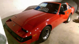 1986 Nissan 300ZX Coupe (2 seater)