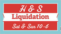 Liquidation & Clearance Sale