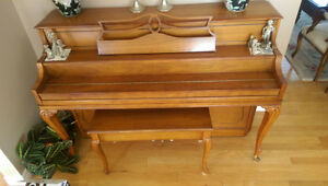 Antique Piano for sale . 700.00 or best offer