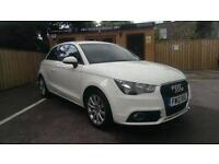 2012 AUDI A1 1.4 TFSI ( 122ps ) SPORT IN WHITE