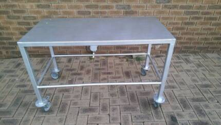 Heavy Duty Steel Work Benches DELIVERED !!! Duncraig Joondalup Area Preview