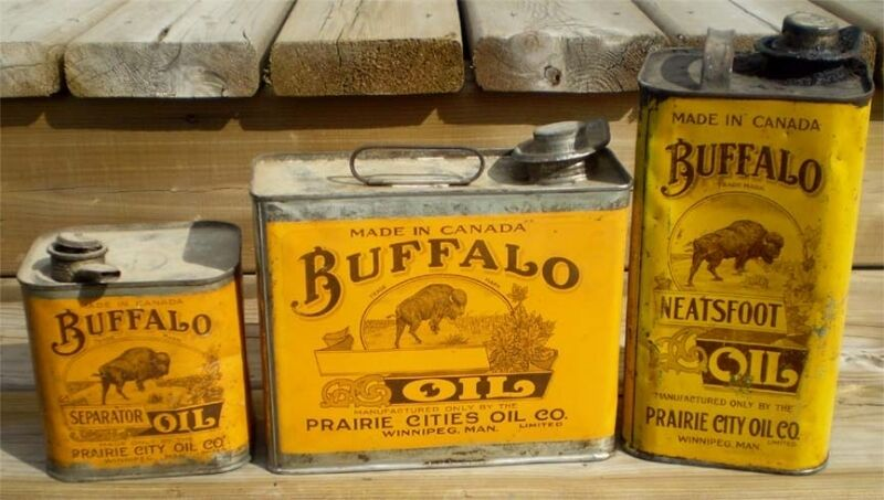 wanted buffalo oil items prairie city oil company arts collectibles edmonton kijiji. Black Bedroom Furniture Sets. Home Design Ideas