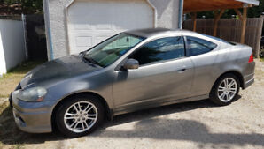 2005 Acura RSX Premium | Grey | MB Safetied | Fully Loaded