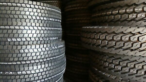 AEOLUS commercial truck winter tires arrived