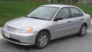 Honda Civic 2003 USED car