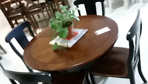 Small size table set