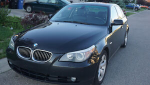 2006 BMW 5 Series 525i - LOW KM and CLEAN