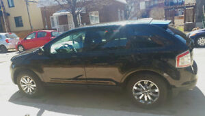 Ford Edge SEL 2008, double toit panoramique