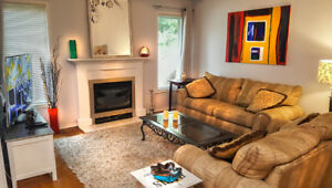 Furnished 3 Bedroom, 4 Bath Executive Townhome Short Term