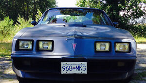 1980 Trans Am low kms 2 owner car