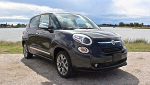 2015 Fiat Other 500L Lounge Hatchback