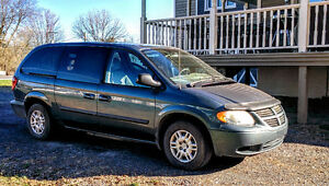 Dodge Grand Caravan Stow and go, 2006 A1