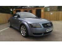 *****PRICE DROP*****2004 AUDI TT COUPE 1.8 T ( 180bhp ) QUATTRO IN ARTIC BLUE
