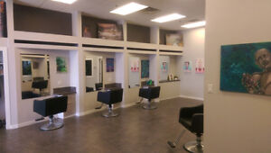 Salon space for Rent/Lease, utilities included