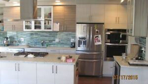 Kitchen Cabinets, Counters, Products and Renos