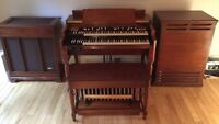 Beautiful 1963 Hammond B3, Leslie and Tone cabinet