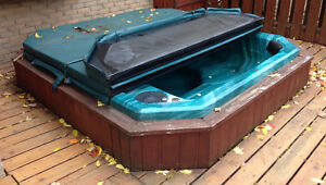 FREE USED HOT TUB ready for pick up today