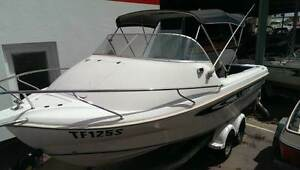 2004 Classic Craft 5500 Cuddy Cabin Findon Charles Sturt Area Preview