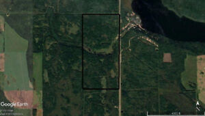 Recreation & Dream Home Potential overlooking Barrier Lake!