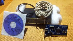 RME Digiface avec carte PCI RME Hammerfall DSP. [HDSP].