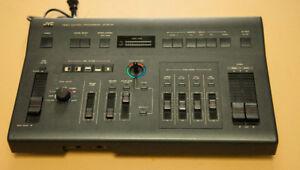 Video editing processor