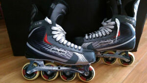 Bauer Vapor RX Glide - Size 11 Rollerblades: make an offer