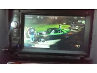 Double din media player