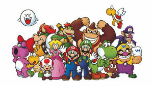 Wanted: Looking for retro Nintendo Games (NES, SNES, N64,)