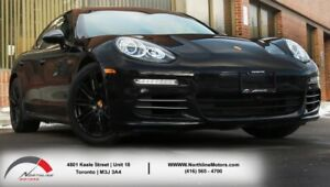 2016 Porsche Panamera 4dr HB|Navigation|Blind Spot|Sunroof|Backu