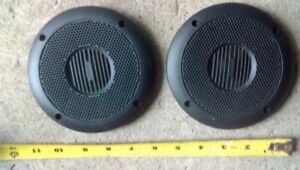 Great round speaker covers. NEW