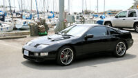 Mint 1995 Nissan 300ZX Twin Turbo Coupe (2 door)