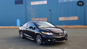 2014 Honda Civic Si HFP package