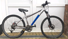 "Specicalized Rock Hopper LDT mountain Hybrid bike. 15"" small frame"