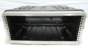 RESEARCH : SKB ATA / CASE / ROAD CASE  2U / 3U / 4U / 6U