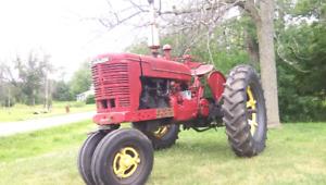 1948 INTERNATIONAL FARM ALL M