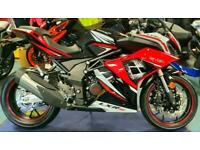 Lexmoto LXR SE 125cc Sports Bike ( OUT OF STOCK PRE ORDER)