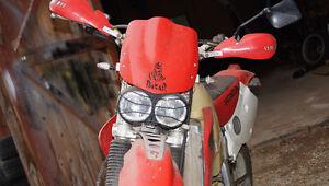 Honda 650 XR