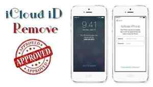 ICLOUD PASSWORD/ID REMOVAL SERVICE - 6 GTA STORES