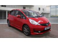 2014 Honda Jazz 1.4 i-VTEC Si 5dr Hatchback Petrol Manual