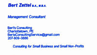 Management & Financial Consulting