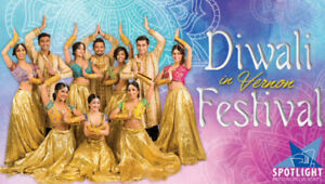 Two tickets to Diwali on Saturday
