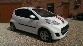 *****PRICE DROP*****2010 PEUGEOT 107 ALLURE 1.0 IN STUNNING CONDITION