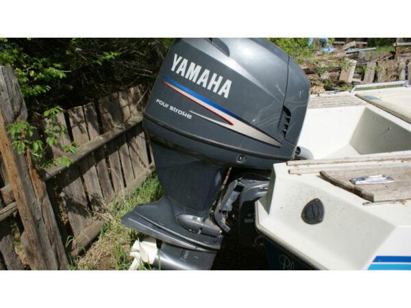 Used 2006 Yamaha 115 4 stroke