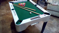 Nice kid's pool table- excellent shape
