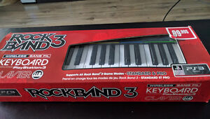 Clavier Rock Band 3 pour Play Station 3