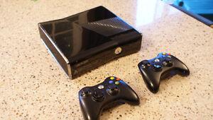 Console Xbox 360 et jeux