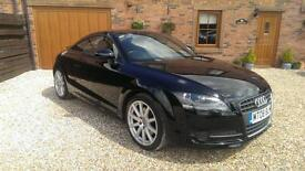 2008 AUDI TT COUPE 2.0T FSI EXCLUSIVE LINE BLACK