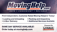 Moving Help Peterborough