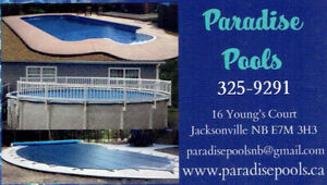 Spring Into LIMITED TIME Pool Deals with Paradise Pools!