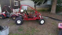 dune buggy 400 cc 6 speed fast and mean